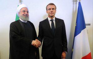 تماس روحانی و ماکرون؛ استراتژی ایران چیست؟