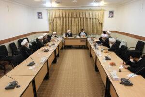 برگزاری جلسه هیئترئیسه مجمع عمومی جامعه مدرسین حوزه علمیه قم