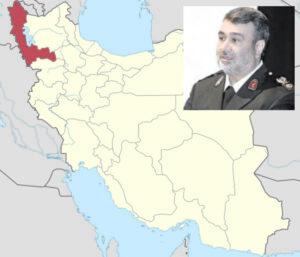 هیچ مشکل امنیتی در مرزهای آذربایجان غربی وجود ندارد