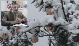 خسارت 2240 میلیاردی حوادث غیر مترقبه به بخش کشاورزی آذربایجان غربی